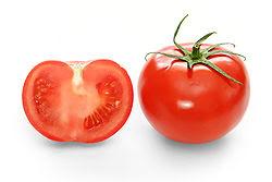 ஊக்கம்,உற்சாகம்,புத்துணர்வு தரும் பழங்கள்- (புகைப்படம்) 250px-Bright_red_tomato_and_cross_section02
