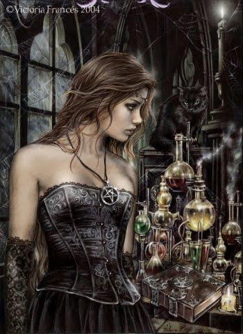 Victoria Frances Alquimia_favole2