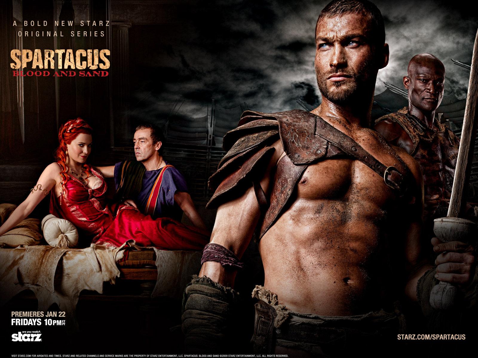 Spartacus: Blood and Sand Spartacus-Blood-and-Sand