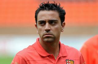 "Messi backstabs Xavi ""Sometimes you can not play attractive football"" Xavi"