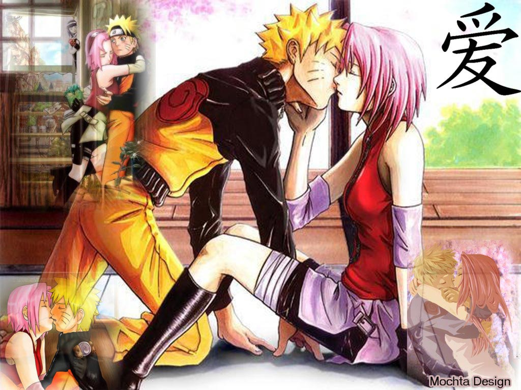 Couple - Page 7 Naruto_Kiss_Sakura