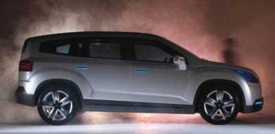 2010 - [Chevrolet] Orlando 02