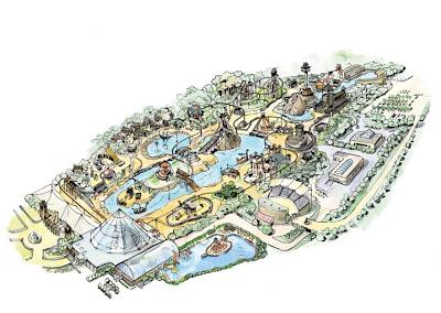 Un nouveau parc en France sur les Vikings? PlanTerreVikings