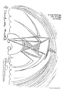 Parravicini y Nostradamus ... sus similitudes 047a10
