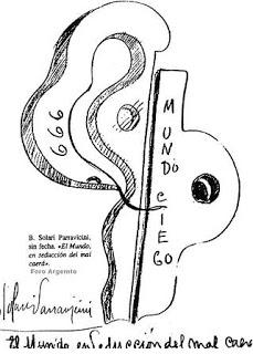 Parravicini y Nostradamus ... sus similitudes 666