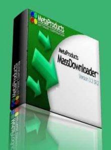 MassDownloader Downloader