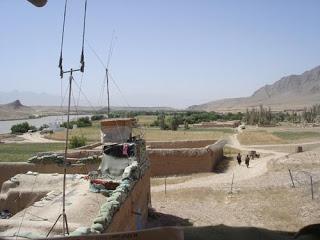 Détachement du 1er RCP en Afghanistan depuis le 18 juin 2009 Jahan_1