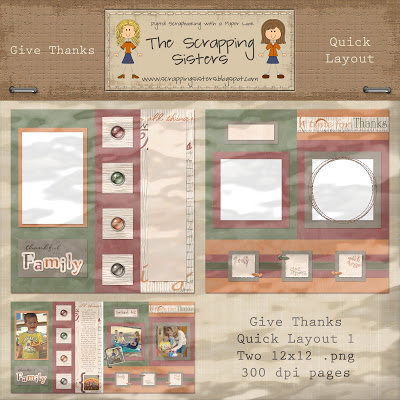 Give Thanks Quick Layouts by Scrapping Sisters _ScrapSis_THNKS_QuickLayout1Preview
