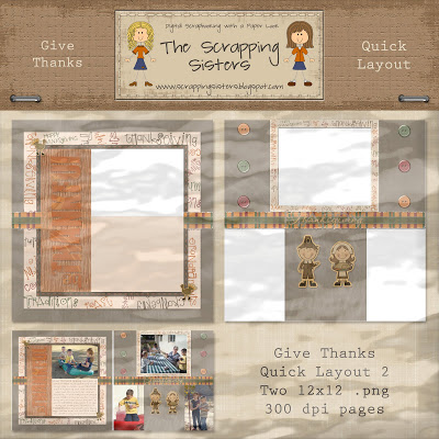 Give Thanks Quick Layouts by Scrapping Sisters _ScrapSis_THNKS_QuickLayout2Preview
