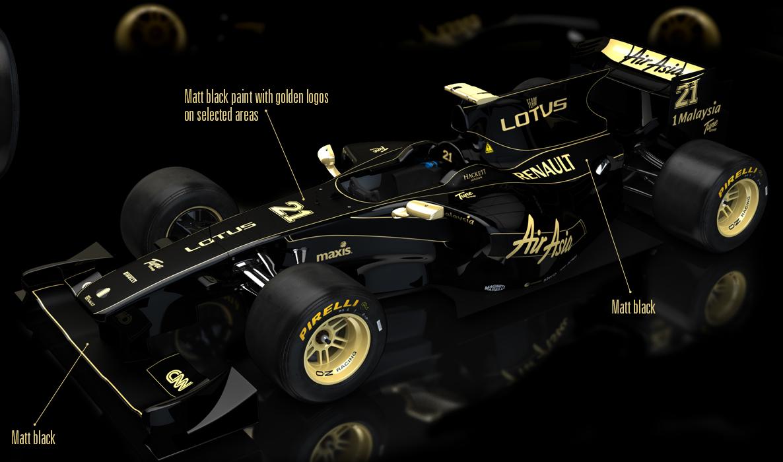 Formula One: Lotus Renault GP vs Team Lotus Renault! Picture-822