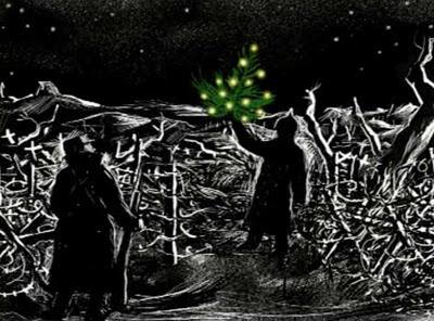la trêve de Noël 1914 Gaumnitz