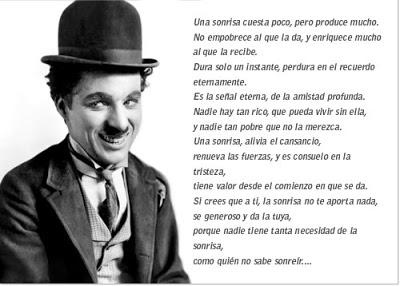 FRASES, PENSAMIENTOS,REFLEXIONES... - Página 2 Chaplin
