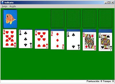 Juegos en Software de windows Solitario-windows