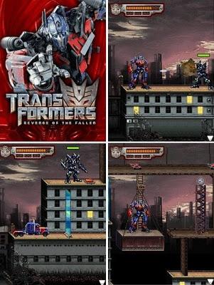 Transformers [By Glu Mobile] Transformers.com
