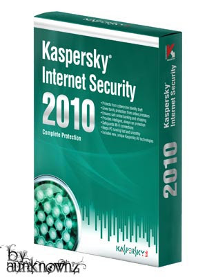 Kaspersky Internet Security (2010) + Keys Kaspersky-Internet-Security-2010
