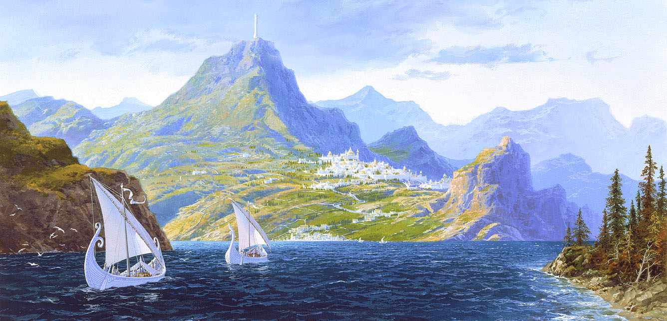From the forgotten world, into eternity - Page 6 White_Ships_from_Valinor