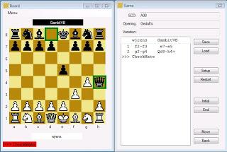 GambitVB - interesting chess program Gambitvb2