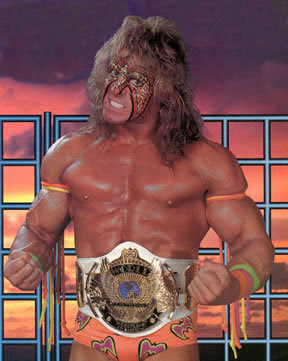 World Wrestling Federation (Aquellos Maravillosos 80's) UltimateWarrior007