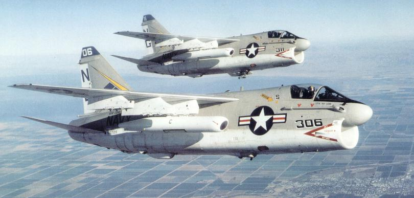 إيه-7 كورسير II A-7 Corsair II A-7