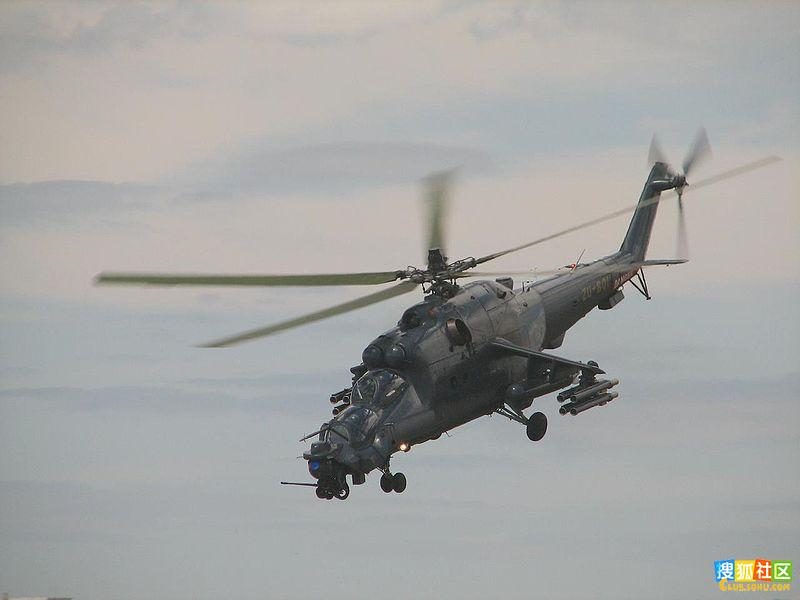 عائلة المروحية الهجومية المتعددة الأدوار الشهيرة Mi24 ـ Mi-35  Mi_35_hind