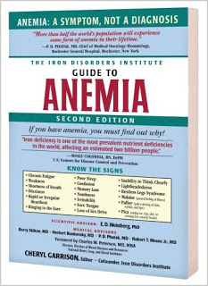 The Iron Disorders Institute Guide to Anemia ANEMIA