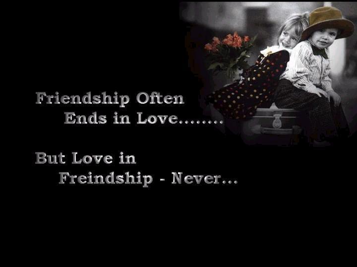 Volim te kao prijatelja, psst slika govori više od hiljadu reči Cool9