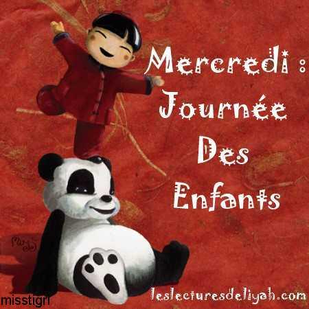 Bon Mercredi Logo-Mercredi-journ%C3%A9e-des-enfants-Les-lectures-de-Liyah