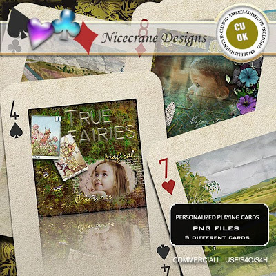 Personalized Playing Cards Personalizedcardsfree