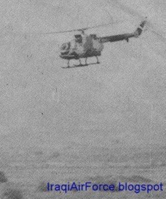 قصه السرب 106 مروحيات العراقي والمسلح بمروحيات Bo-105  IqAA-Bo-105-2