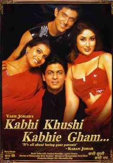KABHI KHUSHI KABHIE GHAM (2.001) con Shah Rukh Khan + Jukebox + Sub. Español + ONLINE KABHI