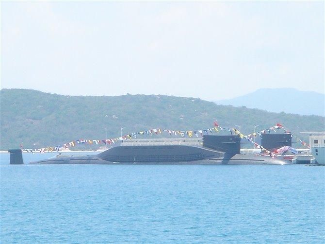 موسوعة سلاح الغواصات الصينيه  094new