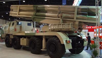 المغرب يفاوض لاقتناء صواريخ صينية بمدى 130 كلم و اسبانيا تراقب بحذر  AR1A_300
