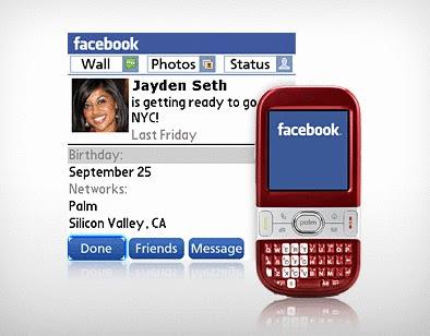 ¿Facebook quiere un teléfono móvil con su marca? 5