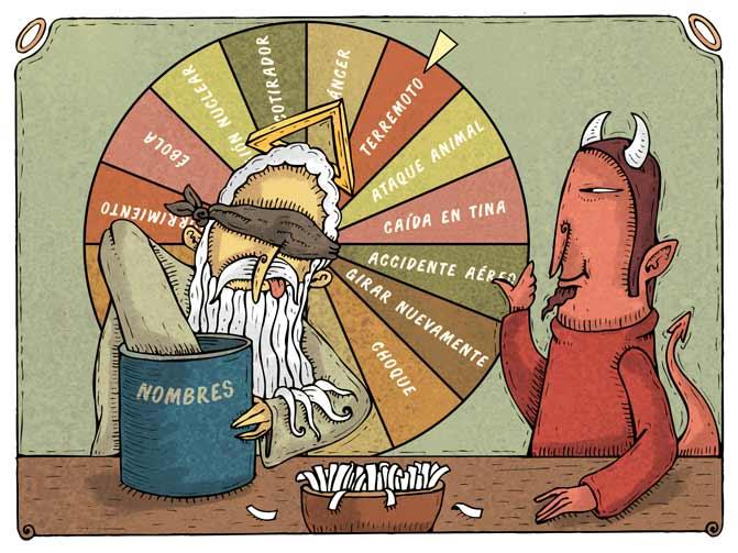 Humor gráfico sobre las religiones y dioses - Página 3 Destino
