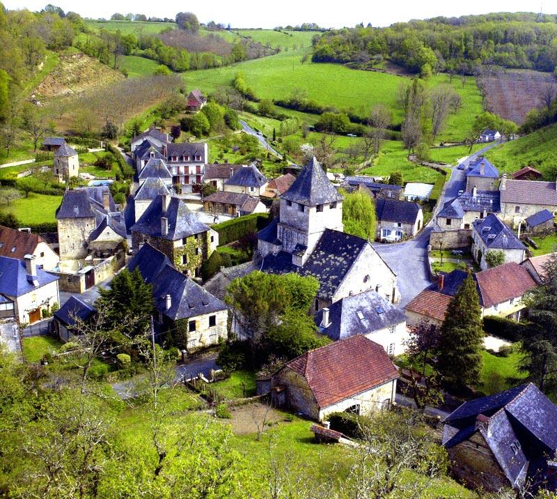 Seoske čari Village2