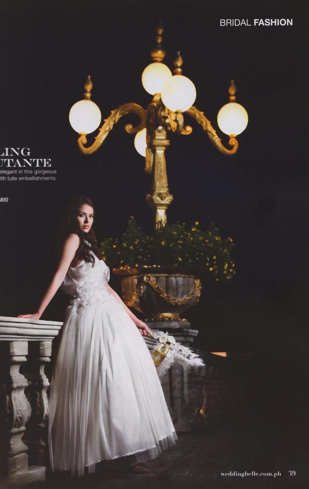⊰✿• .¸¸.⊰ Galeria de Priscilla Meirelles, Miss Earth 2004.⊰✿• .¸¸.⊰  - Página 3 Wedding%2BBelle%2B(Oct%2B2009)%2B7