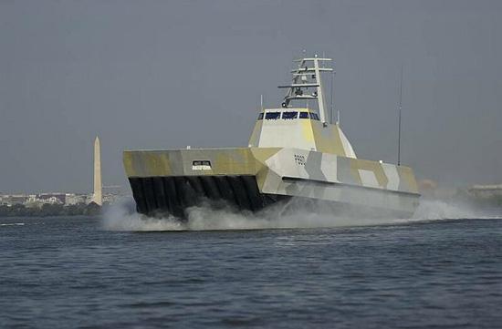 La Marina Noruega recibe la Quinta Patrullera Ràpida Clase  Skjold. 800px-Riverine_Squadron_2_Iraq_2007