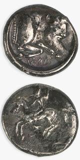 Monedas Curiosas para Cultura General Didracma
