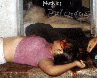 Guerrero: asesinatos de mujeres a su relación con narcos Asesinada
