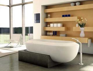 أفكار حلوة للرفوف Plinth-bath-storage