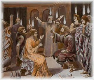 ஏசு என்ற ஒரே கிறிஸ்துவர் Pentecost