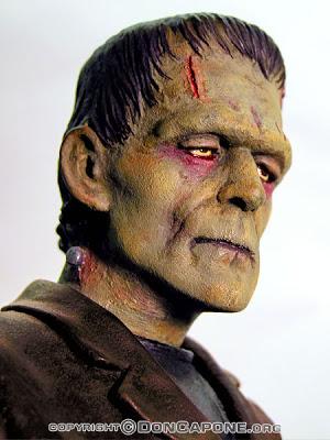 La créature de Frankenstein Frankenstein-Billiken-model2
