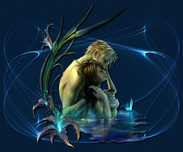 Mi pluma mágica Amores