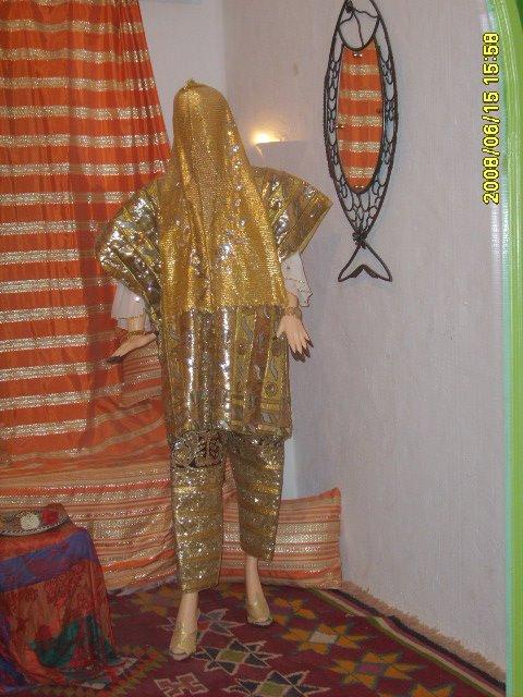 عادات تونس التقليدية من متحف جربة Vetements-traditionnel%2B(7)