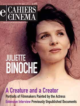 Zilijet Binos (Juliette Binoche) - Page 2 Cahiers-du-cinema-binoche