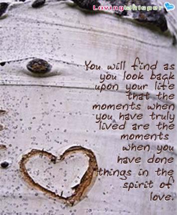 symptoms of love 249-the-spirit-of-love