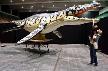 Los depredadores más temibles de la historia Liopleurodon