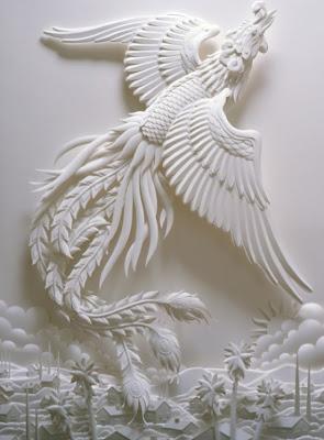 பேப்பரில் இப்படியும் செய்ய முடியுமா ? Paper-sculptures-09