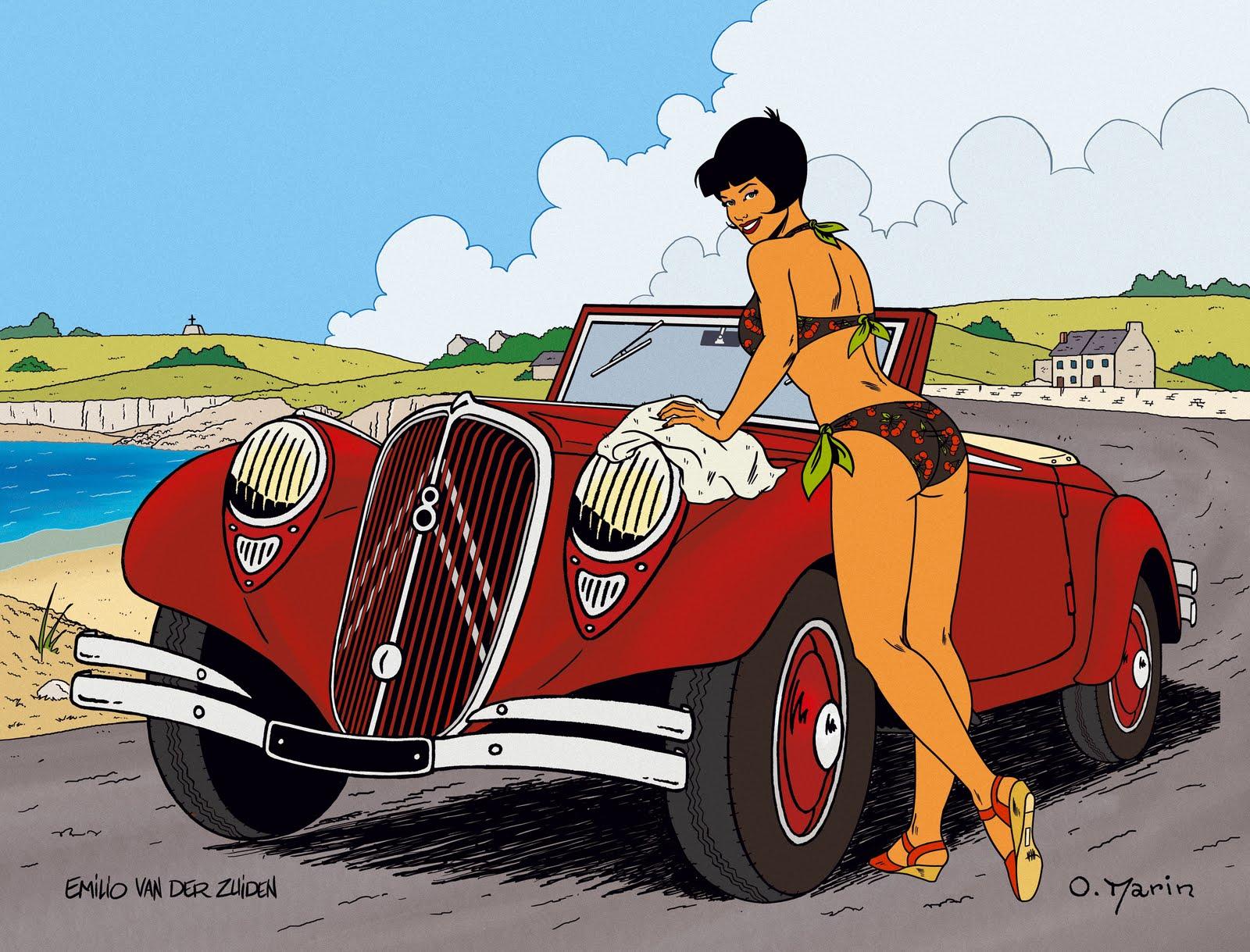 [Librairie] Livres, BD et autres dédiés à l'automobile Traction22-Graff
