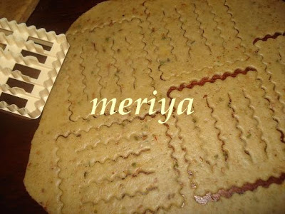 Chbakiya ou Chabbakia ou L'm5ar9a ou L'mkharka ou Grewich marocaine 3f
